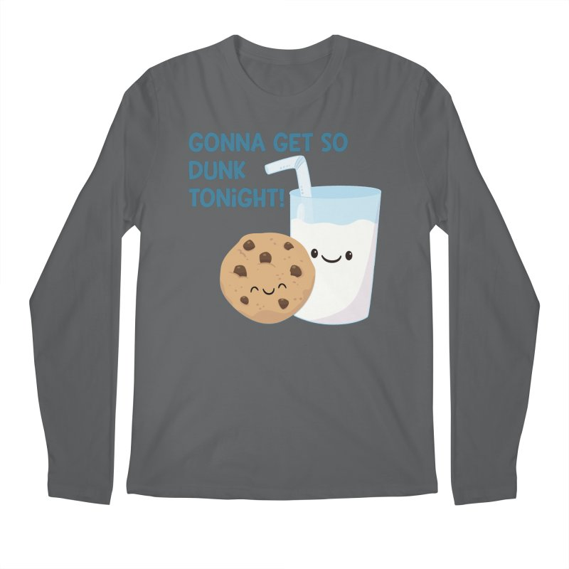 Gonna Get So Dunk Tonight! Men's Longsleeve T-Shirt by FunUsual Suspects T-shirt Shop