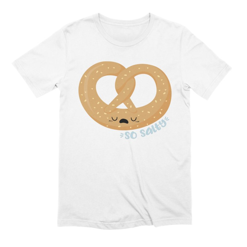 So Salty Men's T-Shirt by FunUsual Suspects T-shirt Shop