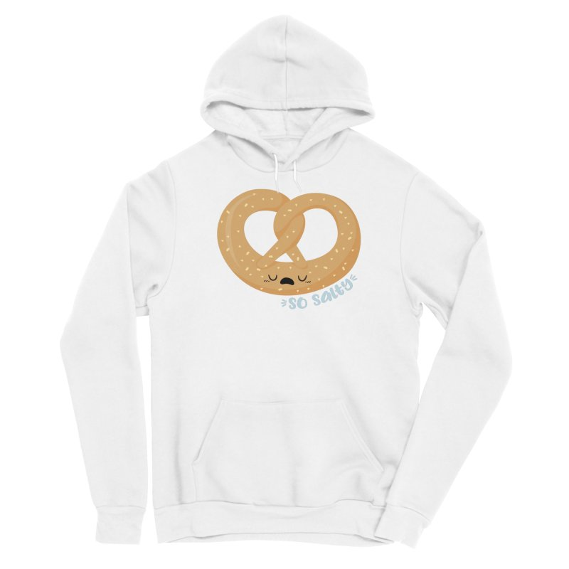 So Salty Women's Pullover Hoody by FunUsual Suspects T-shirt Shop