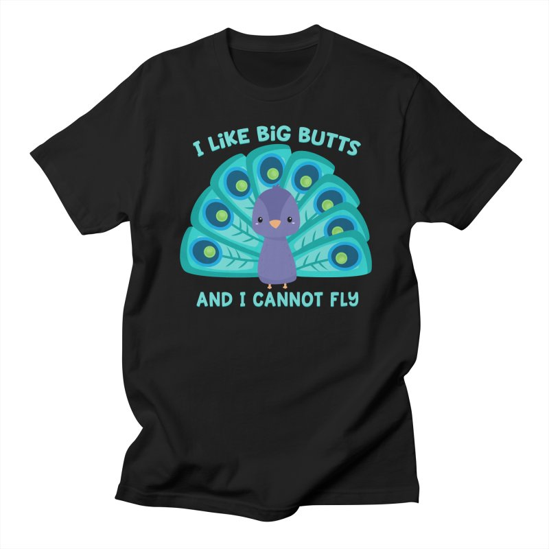 I Cannot Fly Men's T-Shirt by FunUsual Suspects T-shirt Shop