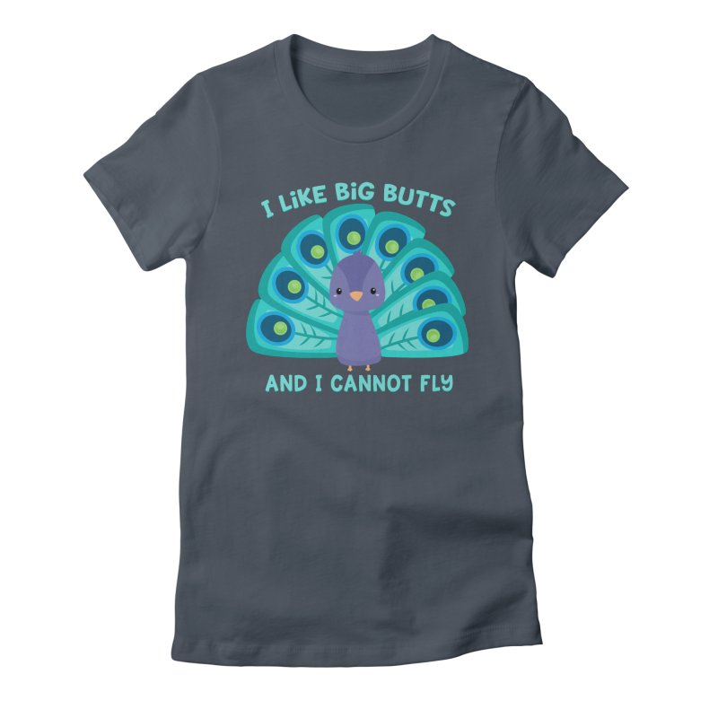 I Cannot Fly Women's T-Shirt by FunUsual Suspects T-shirt Shop
