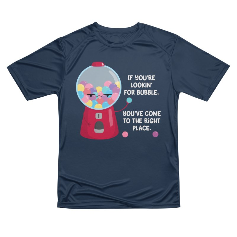Looking for Bubble? Men's T-Shirt by FunUsual Suspects T-shirt Shop
