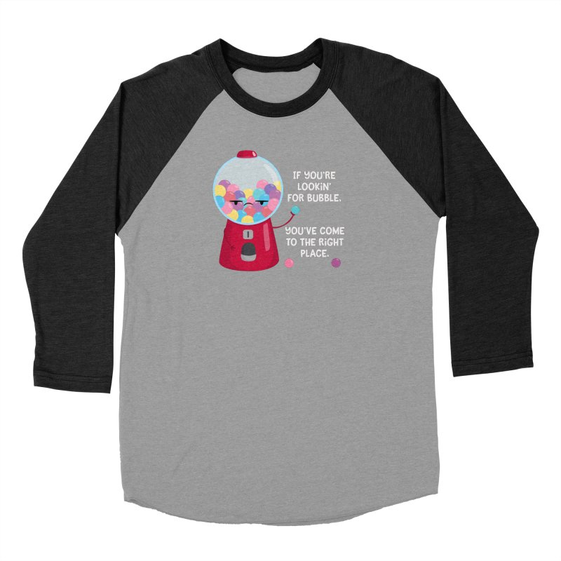 Looking for Bubble? Women's Longsleeve T-Shirt by FunUsual Suspects T-shirt Shop