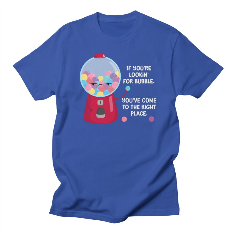 Looking for Bubble? Men's Regular T-Shirt by FunUsual Suspects T-shirt Shop