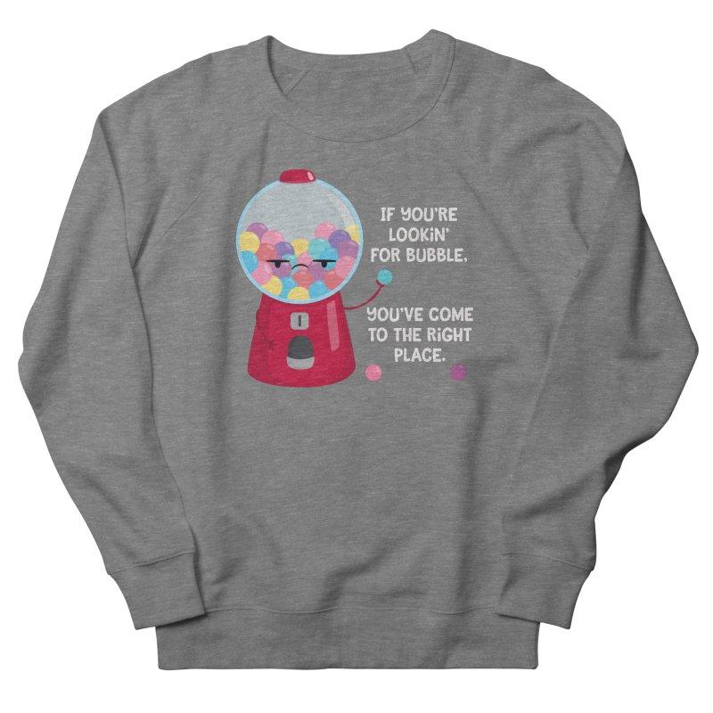 Looking for Bubble? Men's Sweatshirt by FunUsual Suspects T-shirt Shop