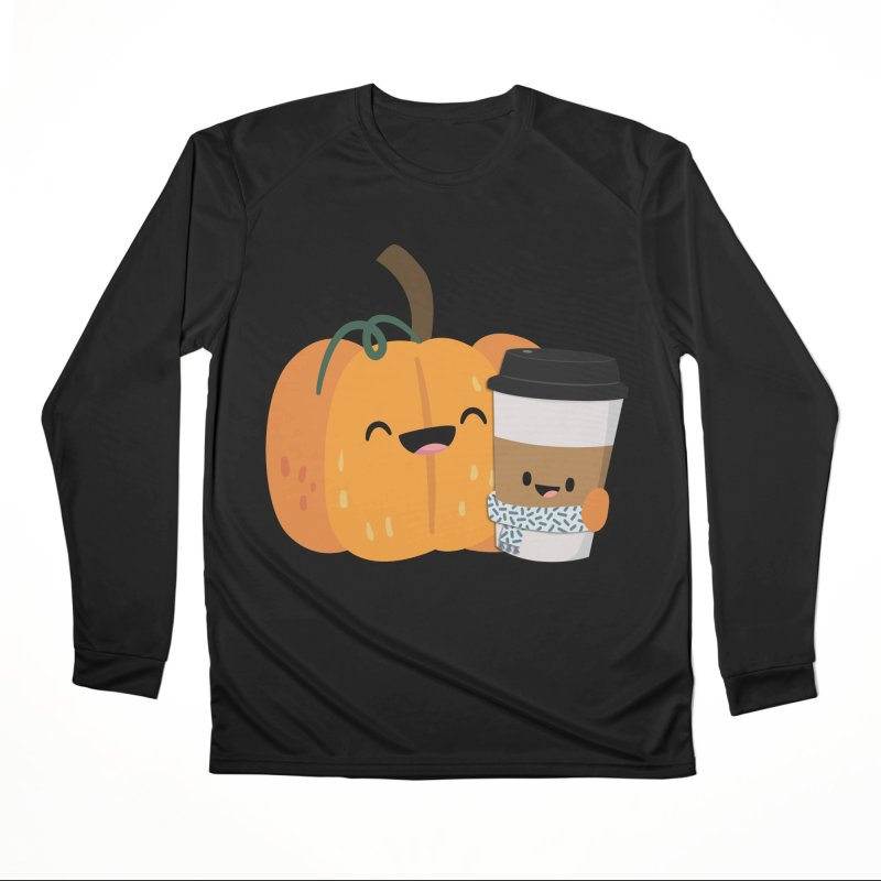 #pumpkinspicelife Women's Longsleeve T-Shirt by FunUsual Suspects T-shirt Shop