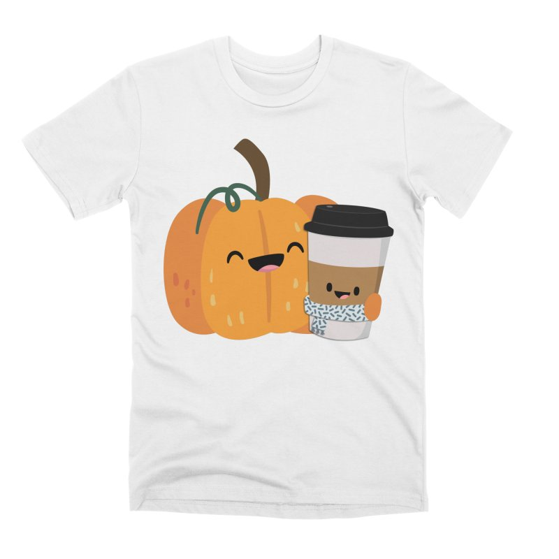 #pumpkinspicelife Men's T-Shirt by FunUsual Suspects T-shirt Shop