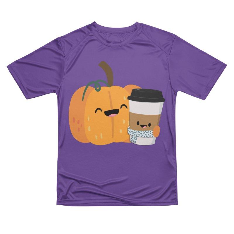 #pumpkinspicelife Men's T-Shirt by FunUsual Suspects T-shirt Shop