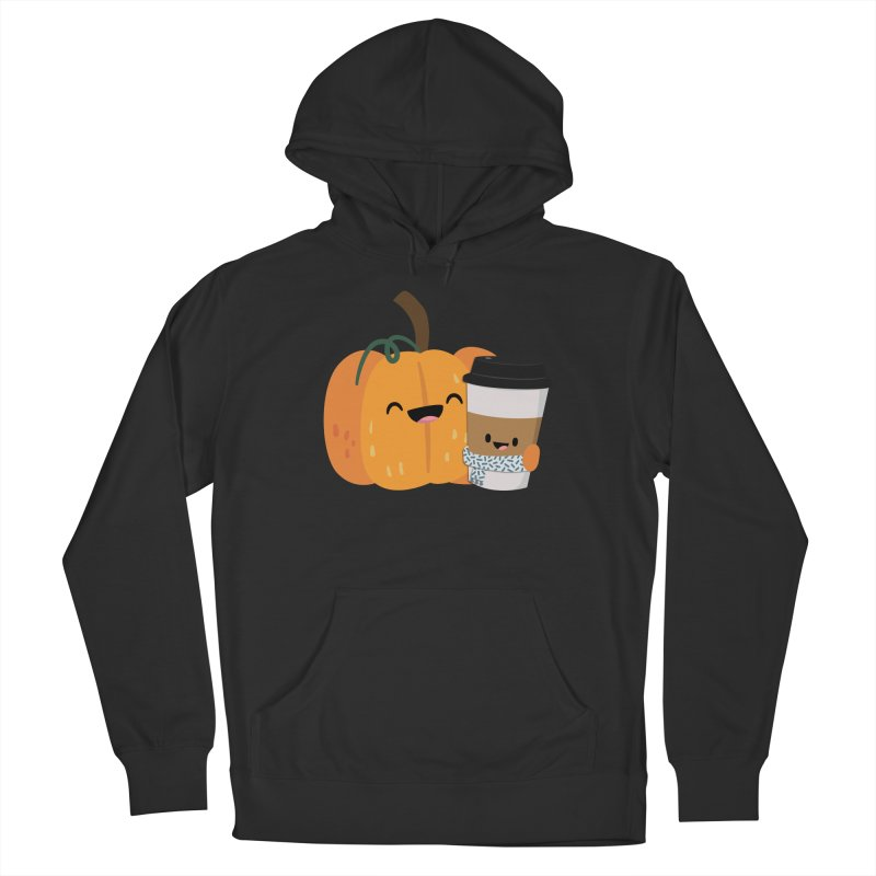 #pumpkinspicelife Men's Pullover Hoody by FunUsual Suspects T-shirt Shop