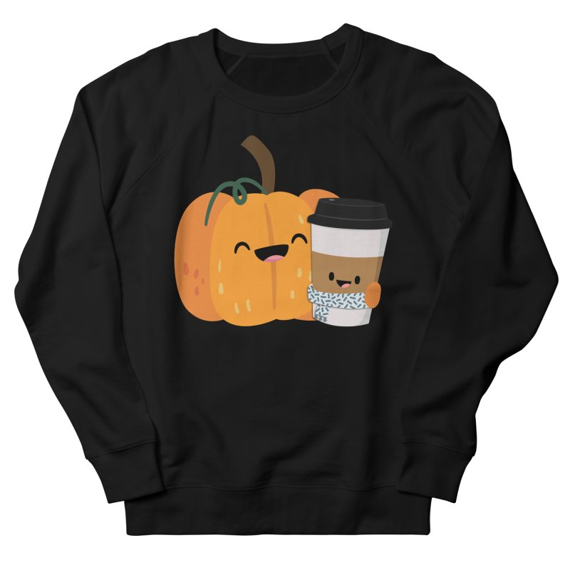 #pumpkinspicelife Women's Sweatshirt by FunUsual Suspects T-shirt Shop