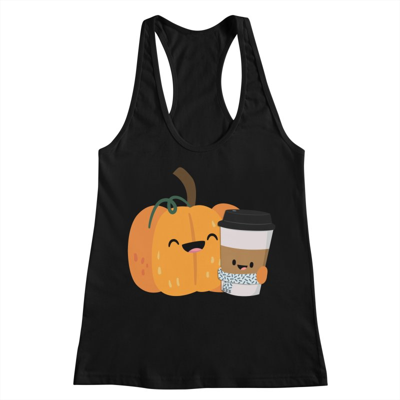 #pumpkinspicelife Women's Tank by FunUsual Suspects T-shirt Shop