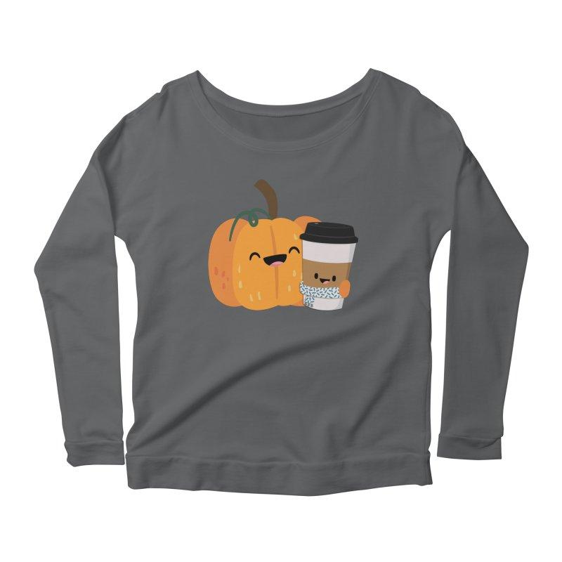 #pumpkinspicelife Women's Longsleeve T-Shirt by FunUsual Suspects T-shirt Shop
