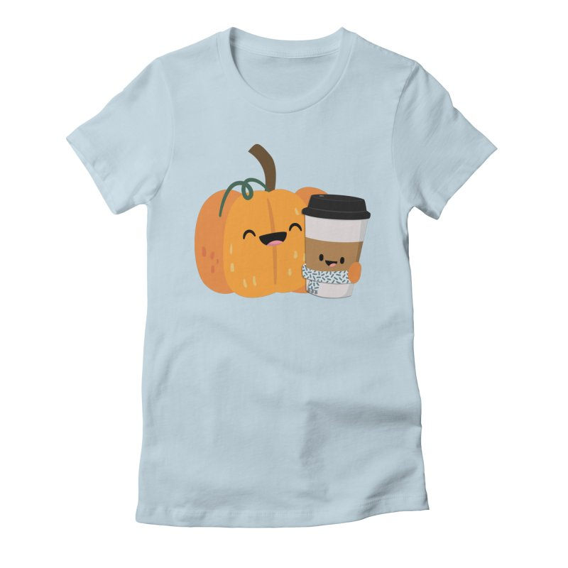 #pumpkinspicelife Women's T-Shirt by FunUsual Suspects T-shirt Shop