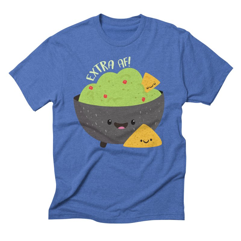 Extra AF Men's T-Shirt by FunUsual Suspects T-shirt Shop