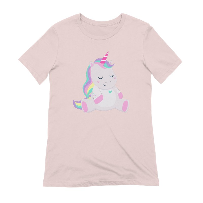 Magically Mellow Women's Extra Soft T-Shirt by FunUsual Suspects T-shirt Shop