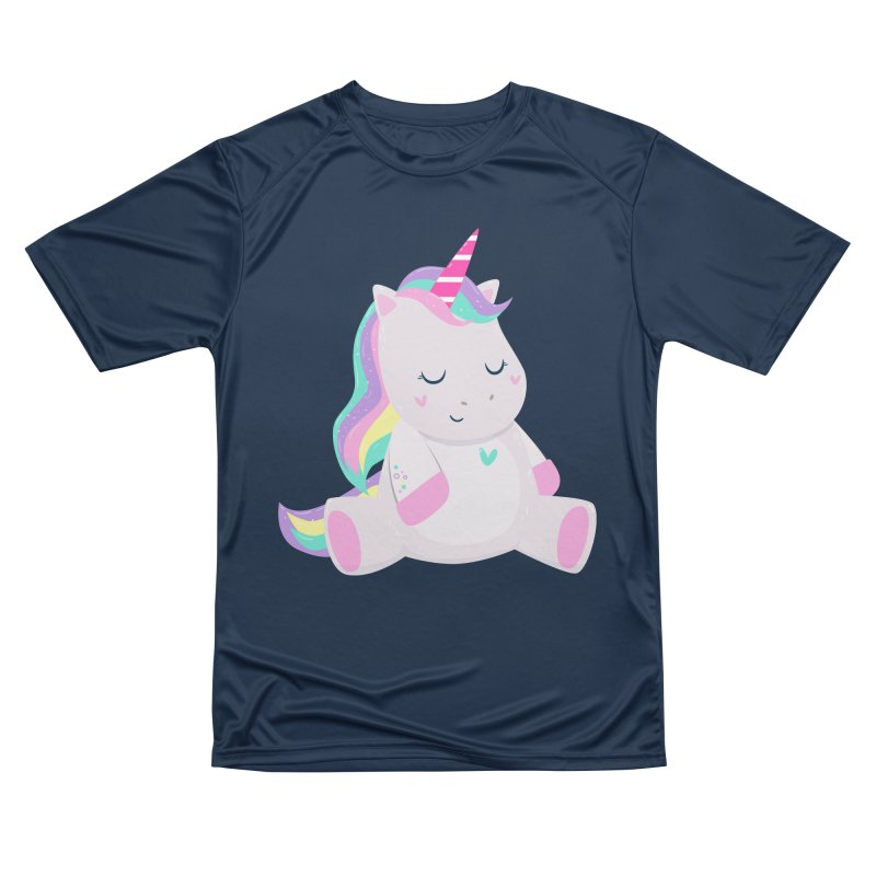 Magically Mellow Women's Performance Unisex T-Shirt by FunUsual Suspects T-shirt Shop