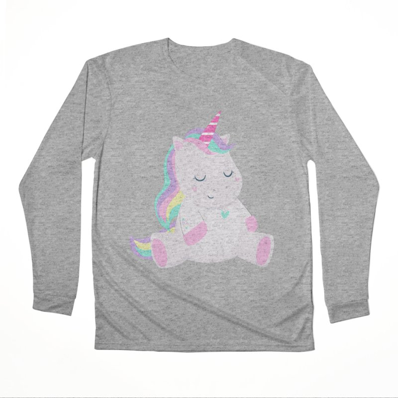 Magically Mellow Men's Performance Longsleeve T-Shirt by FunUsual Suspects T-shirt Shop