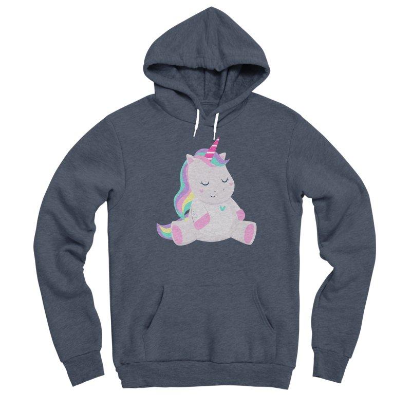 Magically Mellow Women's Sponge Fleece Pullover Hoody by FunUsual Suspects T-shirt Shop