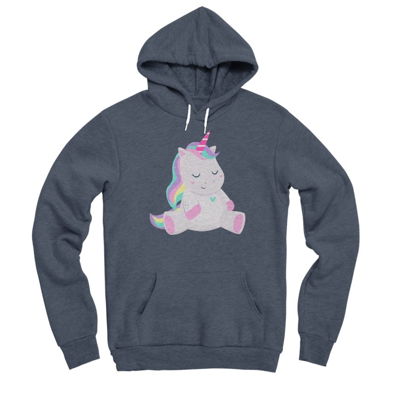 Magically Mellow Men's Sponge Fleece Pullover Hoody by FunUsual Suspects T-shirt Shop