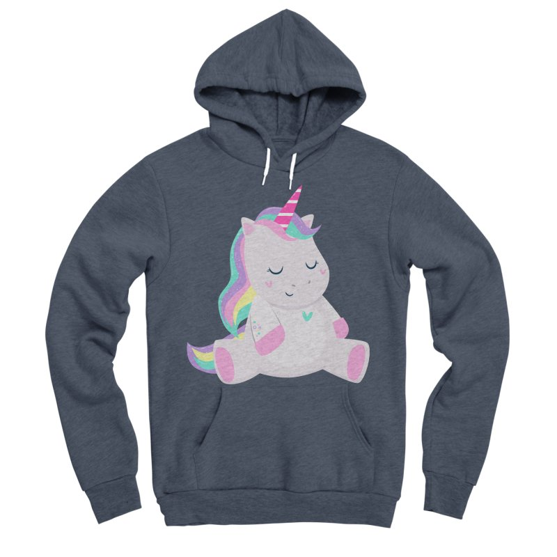 Magically Mellow Women's Sponge Fleece Pullover Hoody by FunUsual Suspects T-shirt Shop