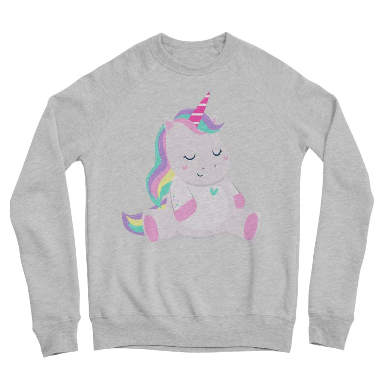 Magically Mellow Women's Sponge Fleece Sweatshirt by FunUsual Suspects T-shirt Shop