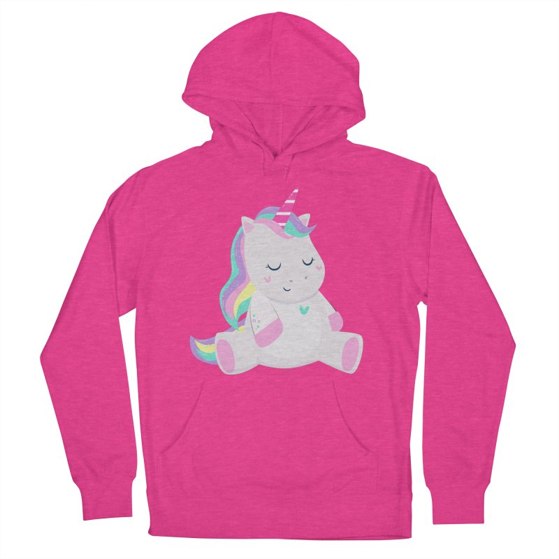 Magically Mellow Women's French Terry Pullover Hoody by FunUsual Suspects T-shirt Shop