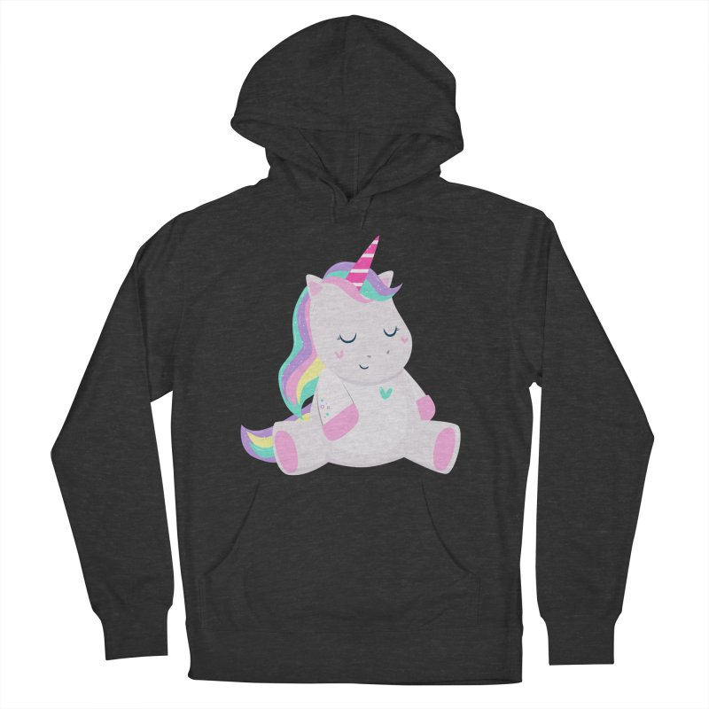 Magically Mellow Men's French Terry Pullover Hoody by FunUsual Suspects T-shirt Shop