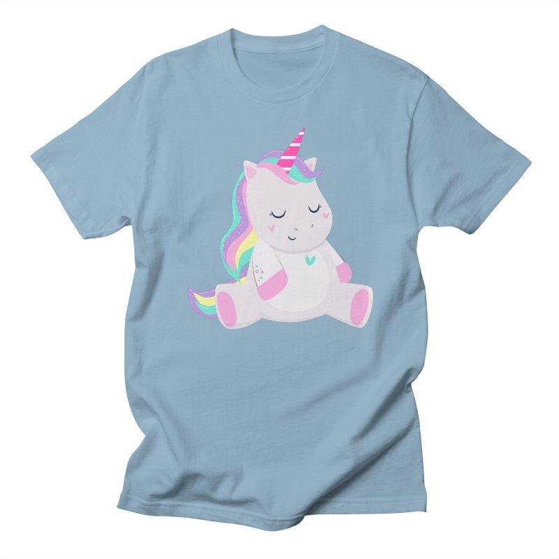 Magically Mellow Men's Regular T-Shirt by FunUsual Suspects T-shirt Shop