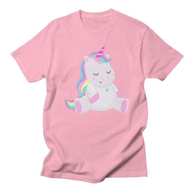Magically Mellow Women's Regular Unisex T-Shirt by FunUsual Suspects T-shirt Shop