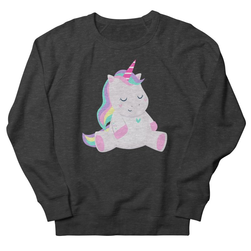 Magically Mellow Women's French Terry Sweatshirt by FunUsual Suspects T-shirt Shop