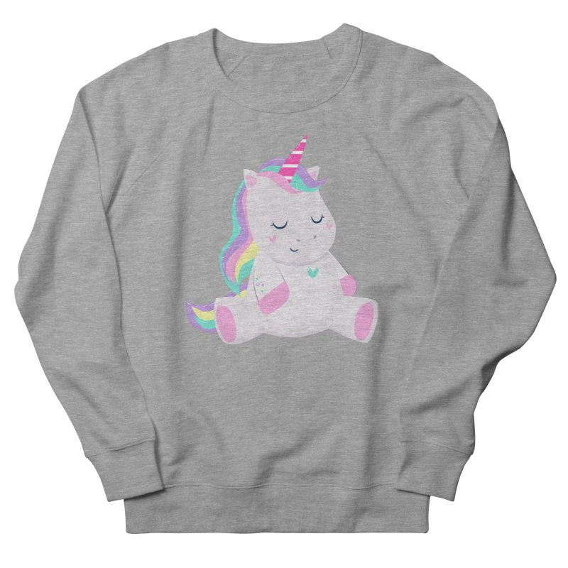 Magically Mellow Men's French Terry Sweatshirt by FunUsual Suspects T-shirt Shop