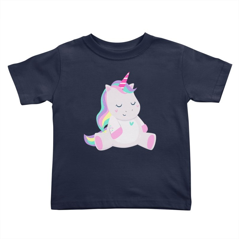 Magically Mellow Kids Toddler T-Shirt by FunUsual Suspects T-shirt Shop