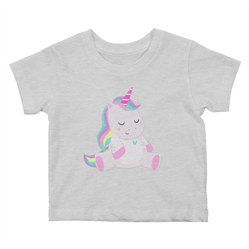 Magically Mellow Kids Baby T-Shirt by FunUsual Suspects T-shirt Shop