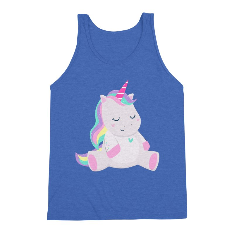 Magically Mellow Men's Tank by FunUsual Suspects T-shirt Shop