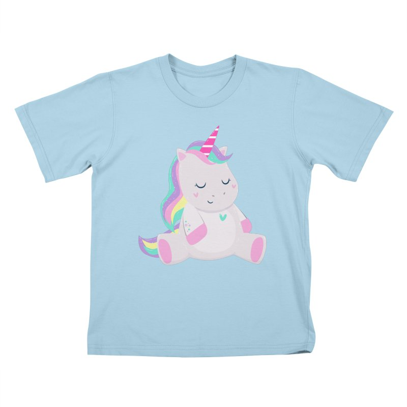 Magically Mellow Kids T-Shirt by FunUsual Suspects T-shirt Shop