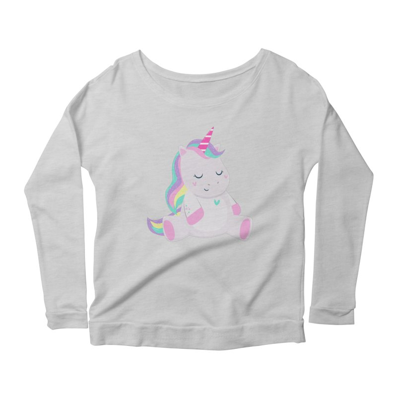 Magically Mellow Women's Longsleeve T-Shirt by FunUsual Suspects T-shirt Shop