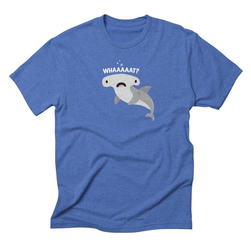 Whaaaaaat? Men's T-Shirt by FunUsual Suspects T-shirt Shop