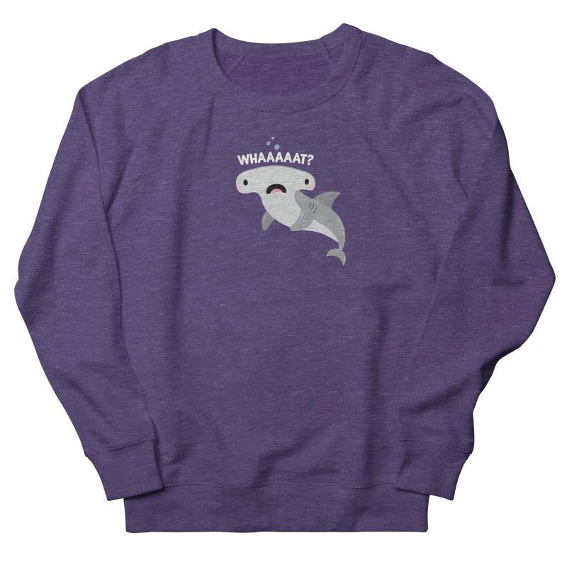 Whaaaaaat? Women's Sweatshirt by FunUsual Suspects T-shirt Shop