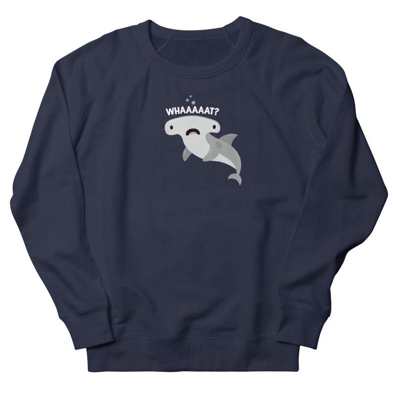 Whaaaaaat? Men's Sweatshirt by FunUsual Suspects T-shirt Shop