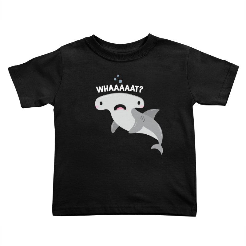 Whaaaaaat? Kids Toddler T-Shirt by FunUsual Suspects T-shirt Shop