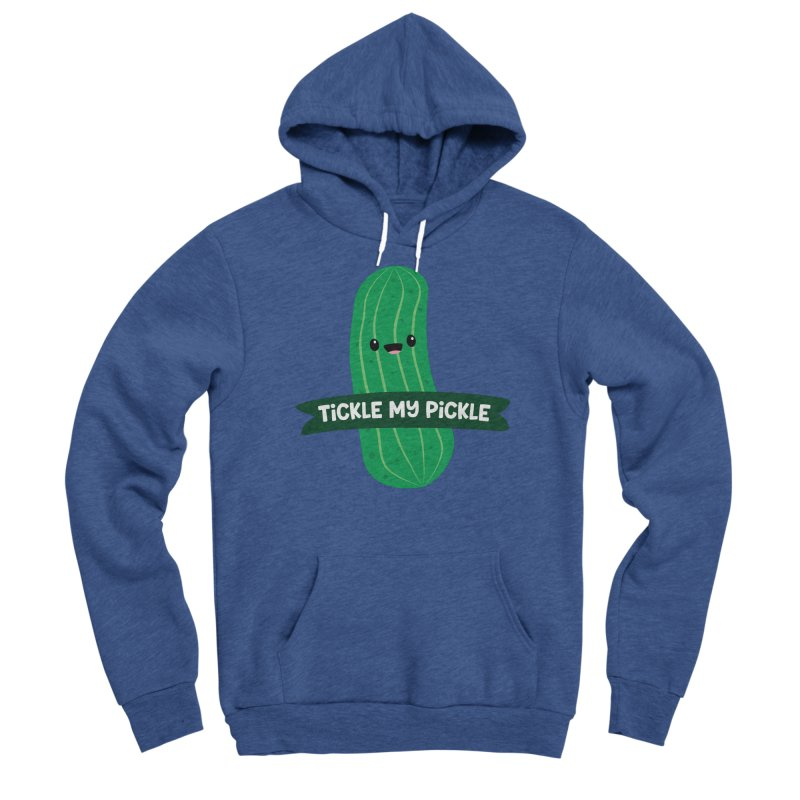 Tickle My Pickle Women's Pullover Hoody by FunUsual Suspects T-shirt Shop