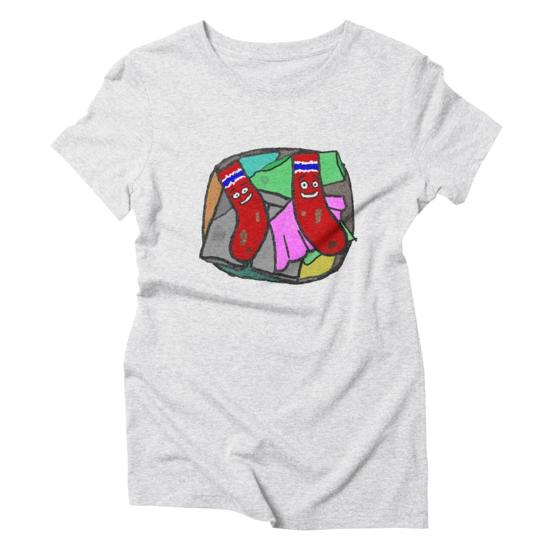 Lefty and Ron Women's T-Shirt by funwithstuff's Artist Shop