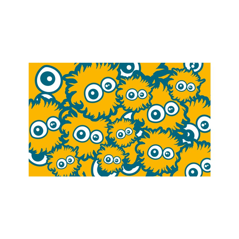 Fuzzybug (logo, mark) Accessories Face Mask by fuzzybug's Artist Shop