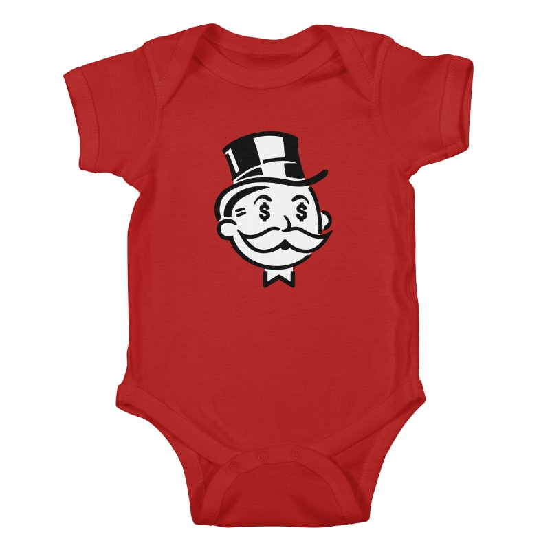 Another Day - Another Dollar Kids Baby Bodysuit by Famous When Dead's Shop