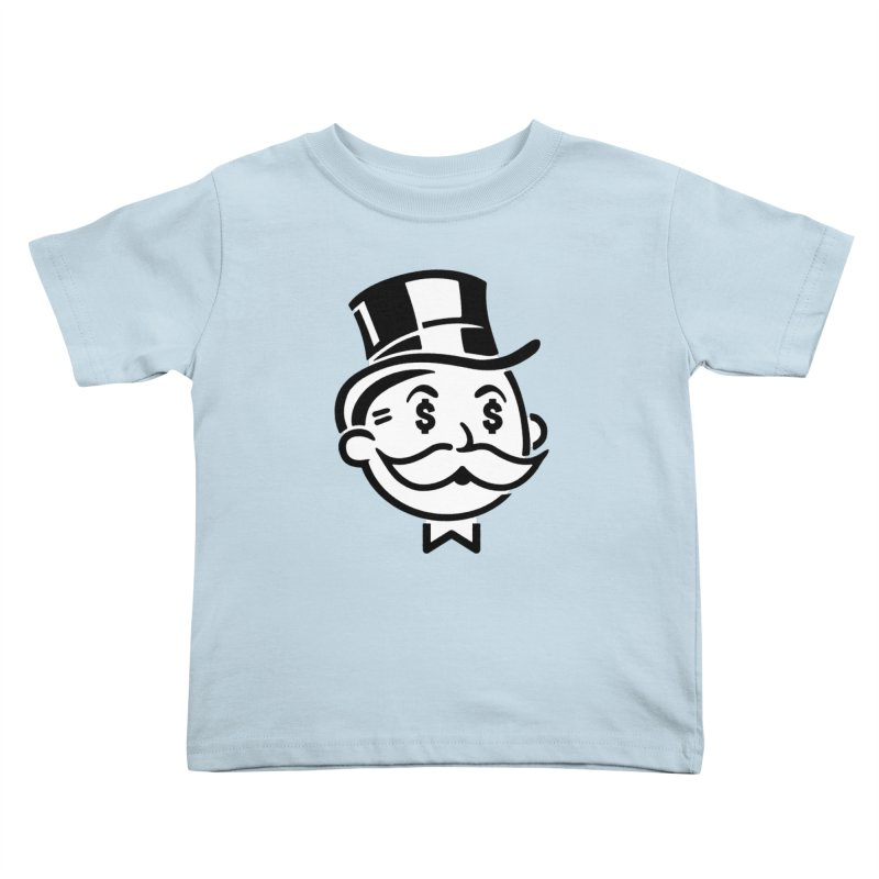 Another Day - Another Dollar Kids Toddler T-Shirt by Famous When Dead's Shop