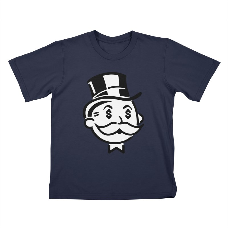 Another Day - Another Dollar Kids T-Shirt by Famous When Dead's Shop