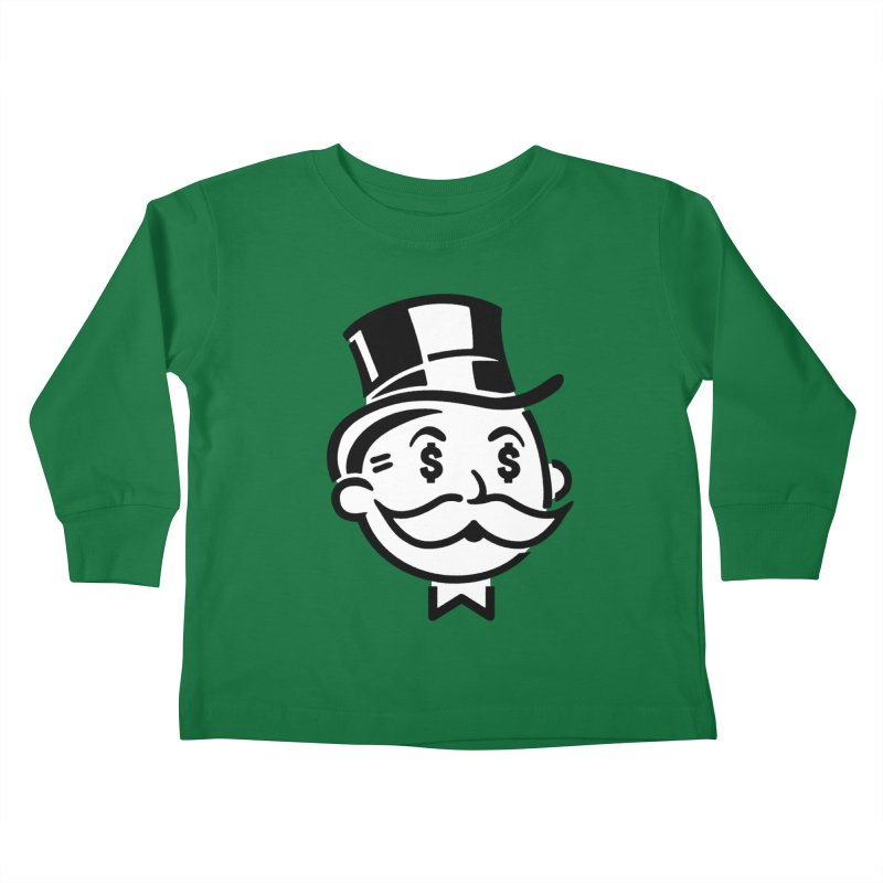 Another Day - Another Dollar Kids Toddler Longsleeve T-Shirt by Famous When Dead's Shop