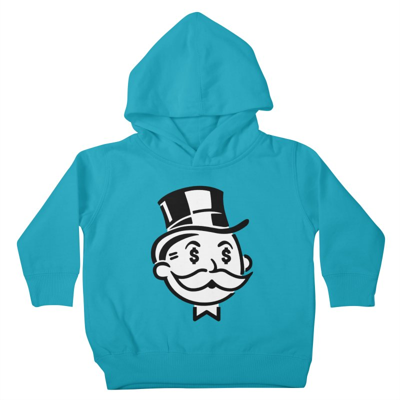 Another Day - Another Dollar Kids Toddler Pullover Hoody by Famous When Dead's Shop