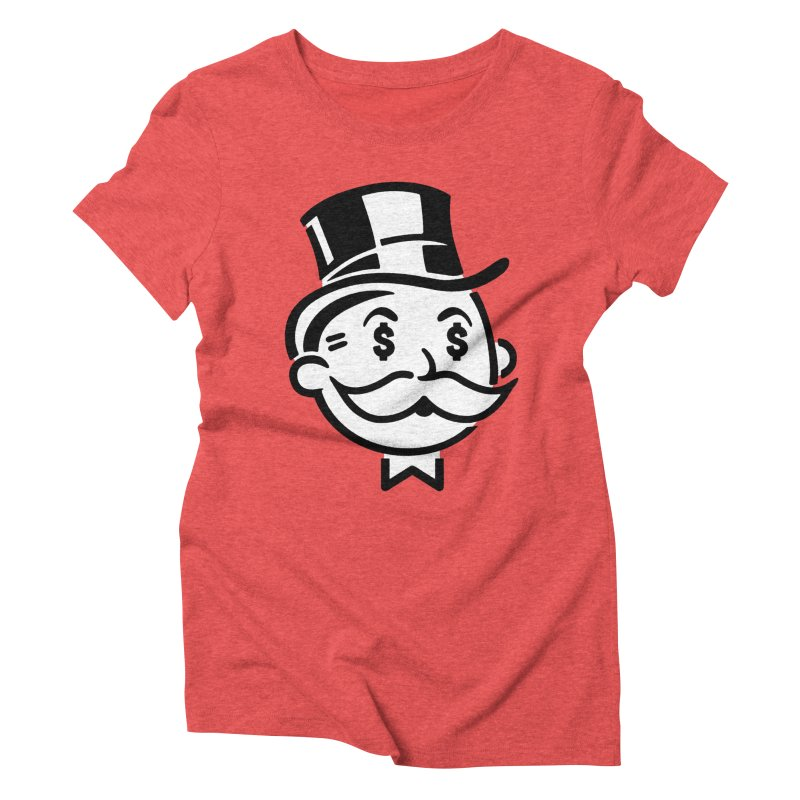 Another Day - Another Dollar Women's Triblend T-Shirt by Famous When Dead's Shop