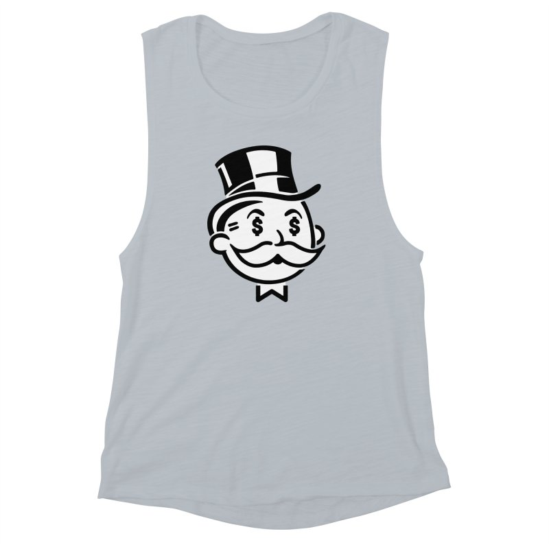Another Day - Another Dollar Women's Muscle Tank by Famous When Dead's Shop
